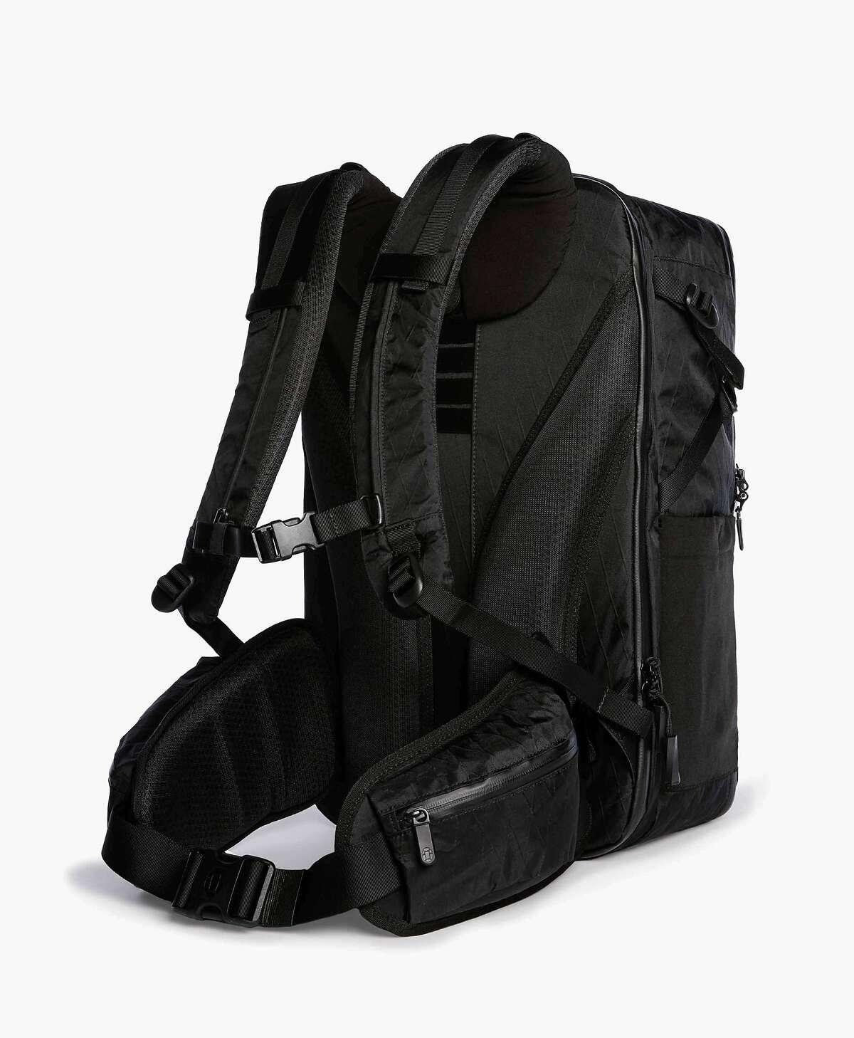 The Outbreaker backpack by Tortuga Backpacks.
