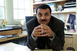 Professor Nezar AlSayyad, chair of UC Berkeley's Center for Middle Eastern Studies, was accused of sexual harassment in a case UC settled for $80,000.