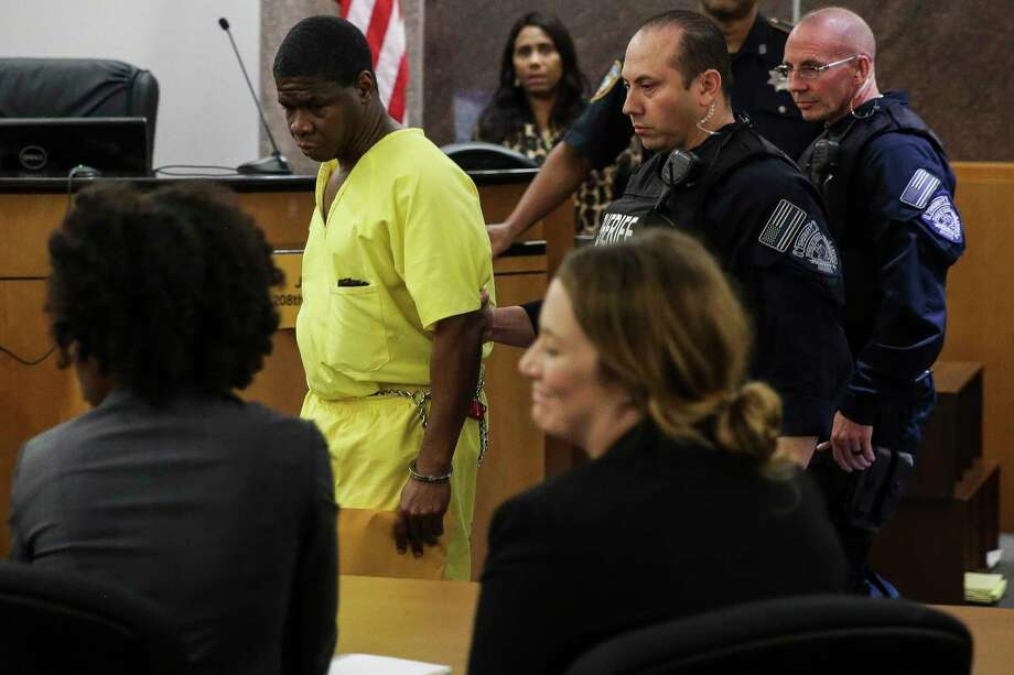 Duane Buck was convicted of murdering two people in 1995. Photo: Michael Ciaglo, Houston Chronicle / Michael Ciaglo