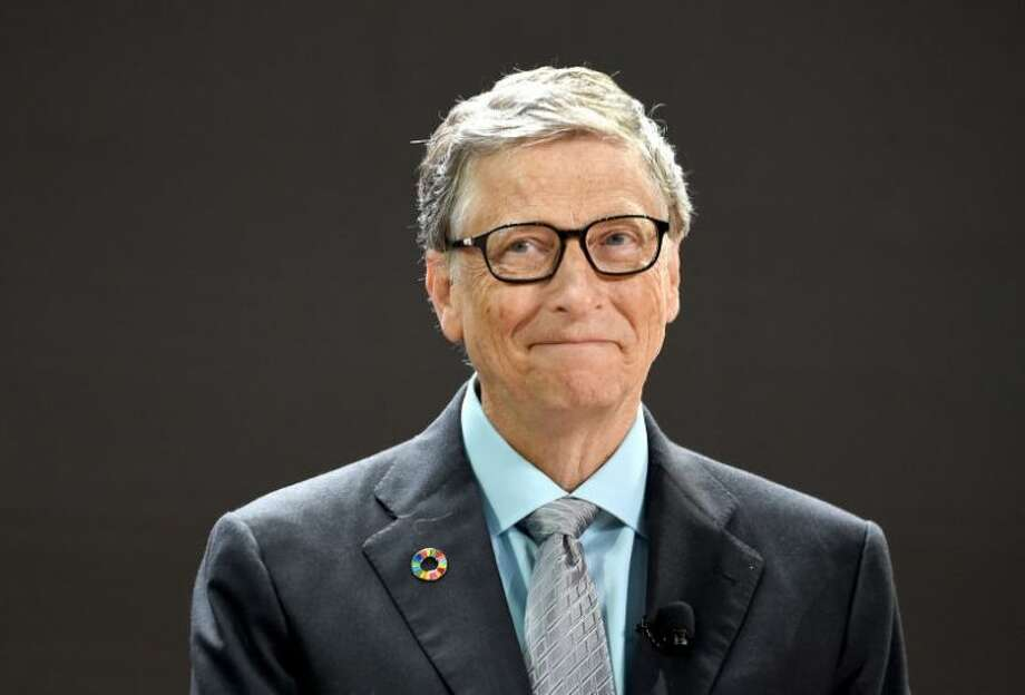 Bill Gates, co-founder and non-executive chairman of Microsoft Photo: Jamie McCarthy | Getty Images