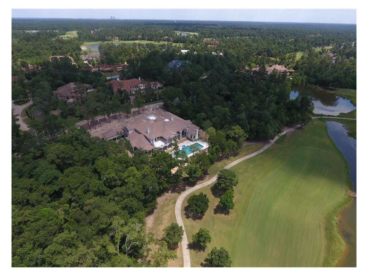 10. 93 W. Grand Regency Cir. The Woodlands, TX 77382List price:$7.9 millionSold range:$6 million to $7 millionSquare feet:18,717