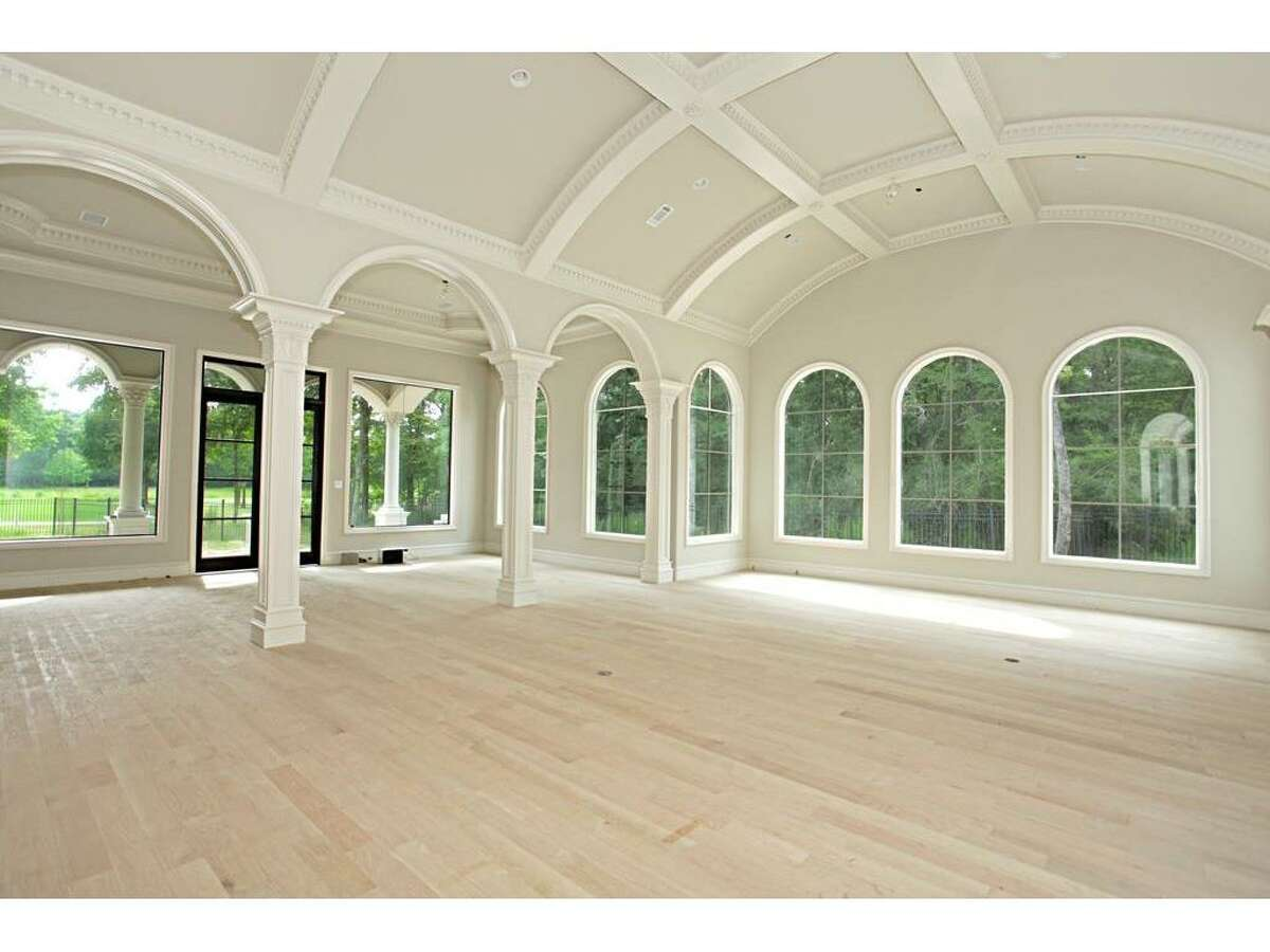 10.93 W. Grand Regency Cir. The Woodlands, TX 77382List price:$7.9 millionSold range:$6 million to $7 millionSquare feet:18,717