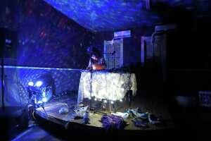 Pilgrimess performs at Club Boogaloo in Laredo, TX