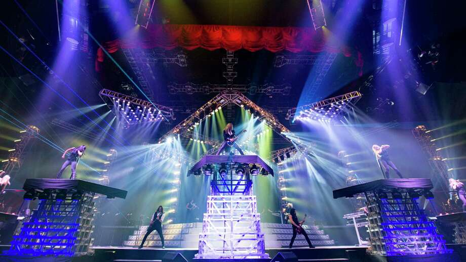 """Trans-Siberian Orchestra performs """"The Ghosts of Christmas Eve"""" at the Toyota Center on Thursday. Photo: Jason Douglas McEachern / Contributed Photo / JDPWORKS"""