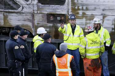 Derailed train was first of new route, added service