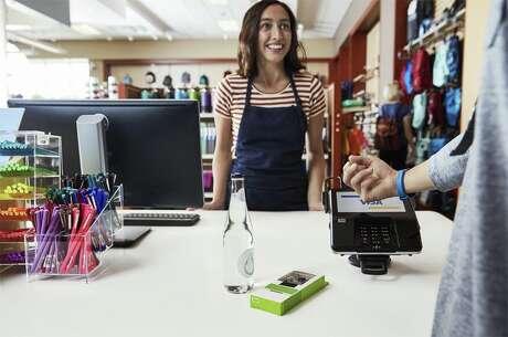 "Visa is developing ""sensory branding"" cues for digital transactions. (Image: Visa)"