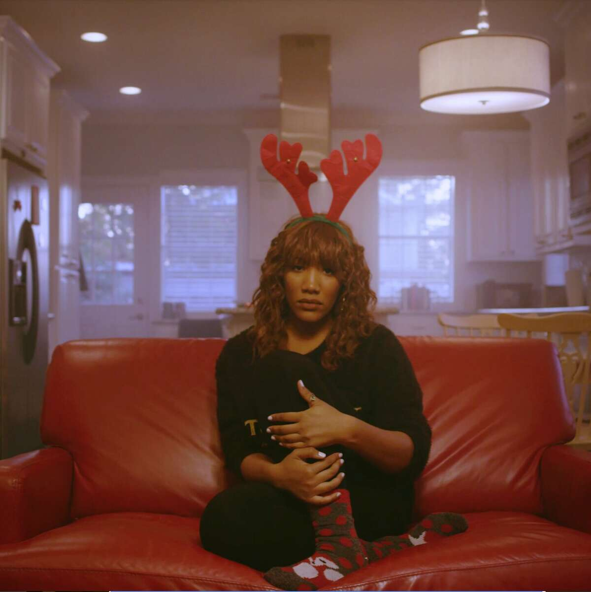 Tia Gold's 'Lonely on Christmas' sounds like a classic.