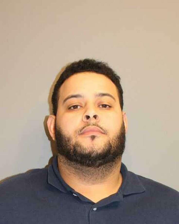 Rafael Santana-Cuevas, 29, of the Bronx, N.Y. Photo: Norwalk Police Department