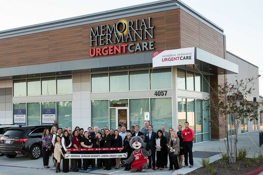 Memorial Hermann has opened a new urgent care facility on Fuzzel Road in Bender Springs. Photo: Handout -- Memorial Herman