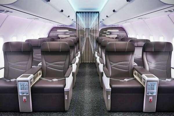 Sfgate san francisco bay area news bay area news for Virgin america a321neo cabin