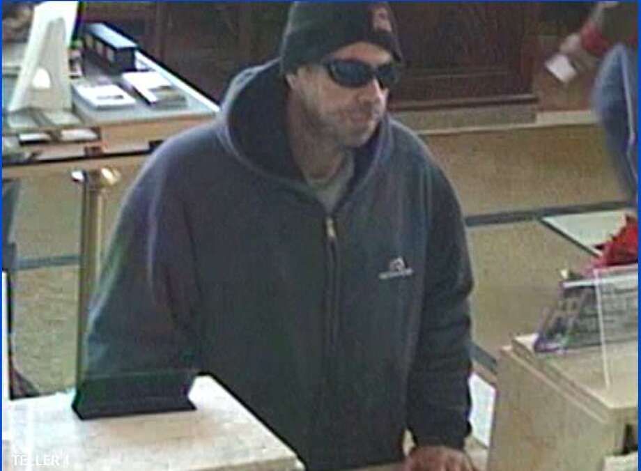 A robbery was reported at the main Saratoga Springs branch of the Adirondack Trust Company on Wednesday, Dec. 20, 2017.