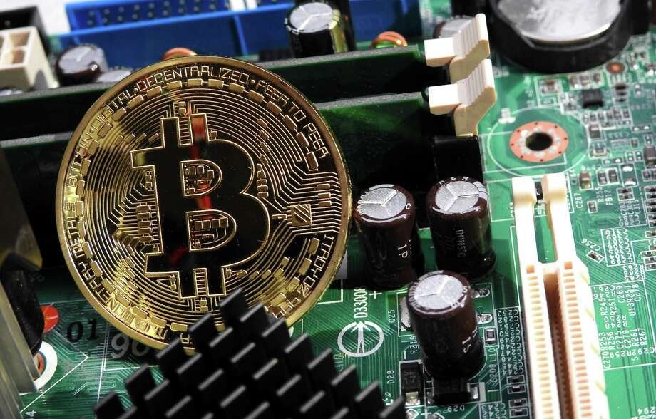 In the Bay Area, getting your hands on bitcoin is as easy as a trip to an ATM. Photo: Jan Lievens /Dreamstime /TNS / San Jose Mercury News