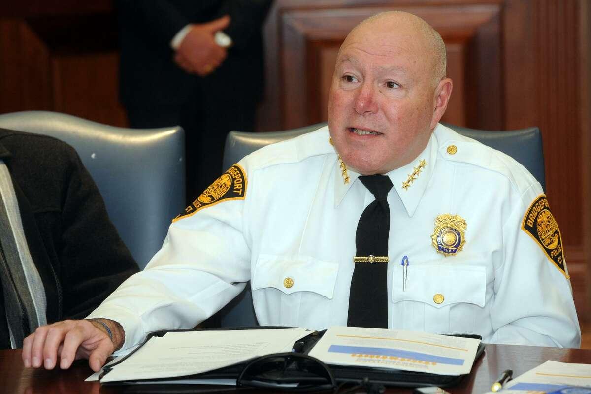 Police Chief Armando ?