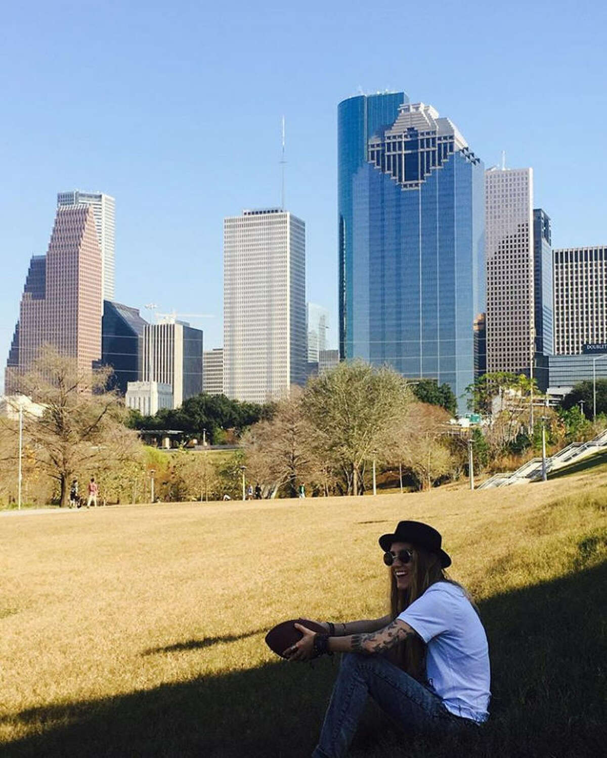What do you love most about Houston? Houston is seriously the best kept secret of America. You get the city life without losing the community vibe. I've found my tribe in Houston, and I've been given an abundance of opportunities in not just the musical world but in the medical field as well. The diversity of culture and every day experiences have shaped me in a lot of positive ways.