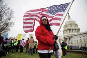 Demonstrators rally in support of the Deferred Action for Childhood Arrivals program outside the Capitol building Dec. 6. Democrats have let Dreamers down — a lot.