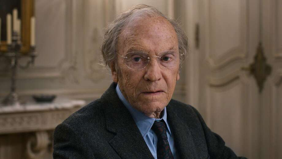 "Jean-Louis Trintignant is in hard-to-endure ""Happy End."" Photo: Courtesy Sony Pictures Classics"