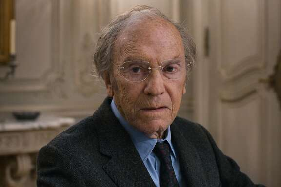 Pictured: Jean Louis Trintignant  Courtesy Sony Pictures Classics