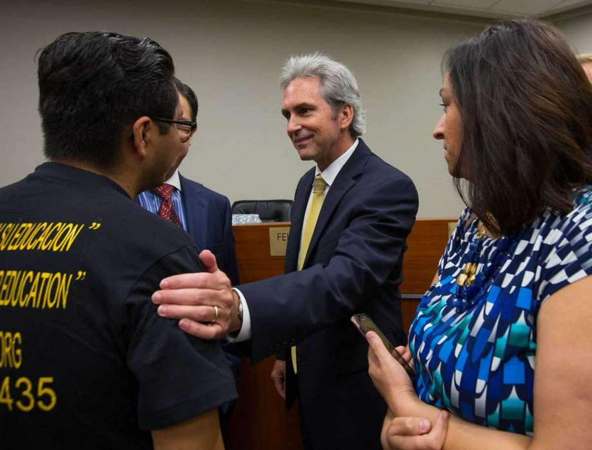 Jeff Wagner won a runoff election in June against businessman John Moon to become Pasadena mayor. The runoff followed a May election that featured seven candidates.