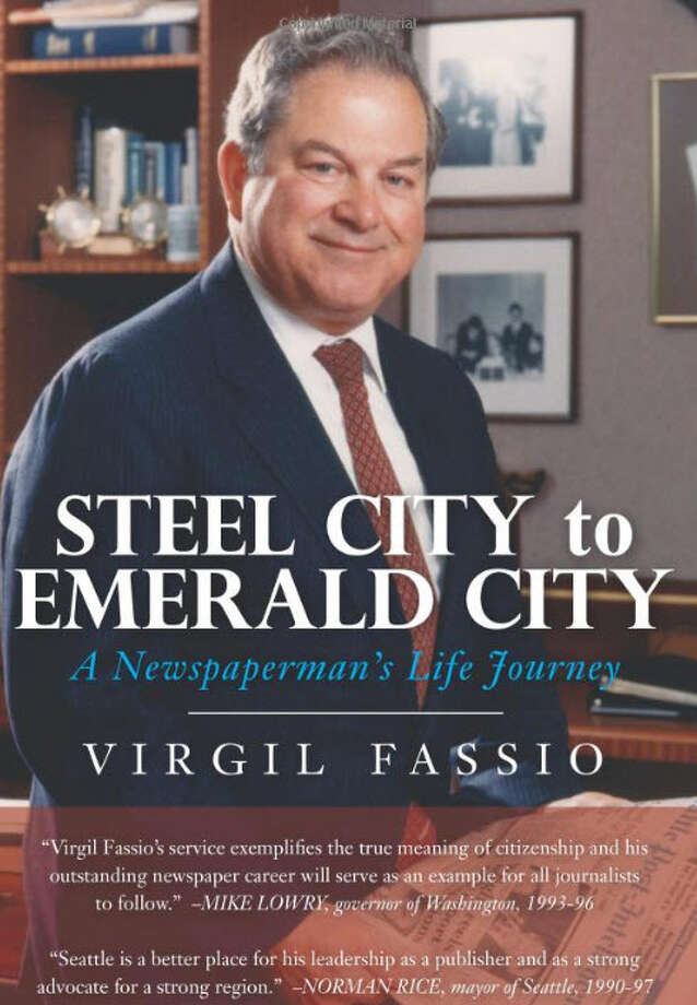 Virgil Fassio, newspaper publisher and civil leader.  He was publisher of the Seattle Post-Intelligencer from 1978 to 1993.