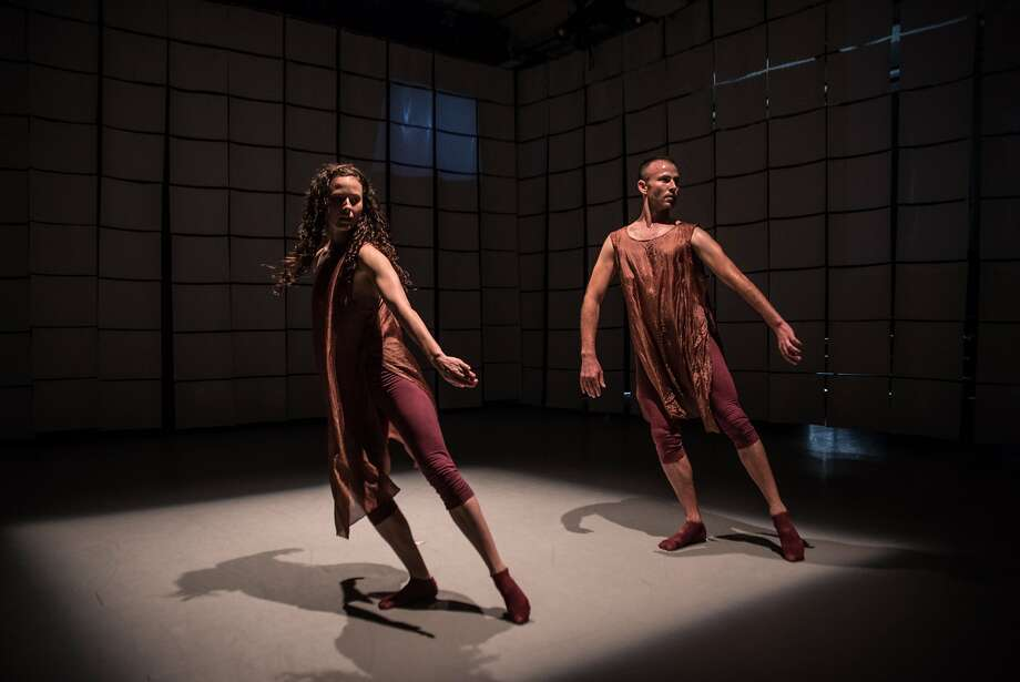 "Fact/SF's ""Platform"" was an epic work of minute, meticulously timed choreography. Photo: Robbie Sweeny"