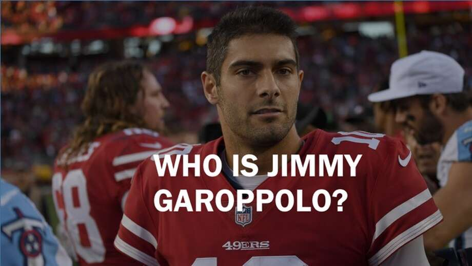 How much do you know about the quarterback 49ers fans hope will became the face of the franchise? Click through the following slides to learn more about Jimmy Garoppolo's life off the field. Photo: Getty/SFGATE