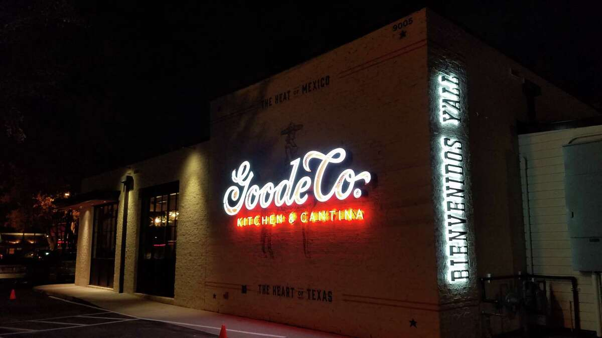 Goode Company Kitchen & Cantina has opened in the former Mason Jar Restaurant at 9005 Katy Freeway. Levi Goode, president of the family owned company founded by his father 40 years ago, worked with Studio Red Architects on remodeling the 6,500-square-foot building, which was built out by Alpine Engineering & Construction.