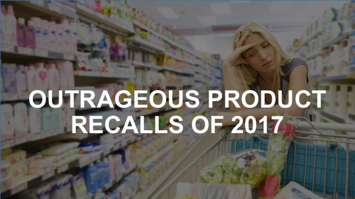 For those of us who are natural worriers, there are several organizations that keep active lists of the latest products that have major safety concerns. Click through to see major product recalls made in the past year.
