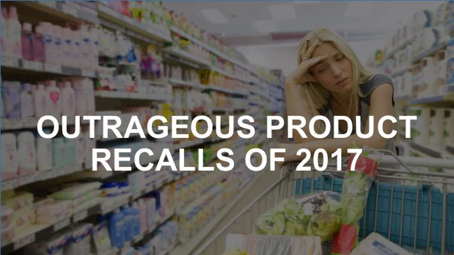 For those of us who are natural worriers, there are several organizations that keep active lists of the latest products that have major safety concerns.Click through to see major product recalls made in the past year. Photo: FILE
