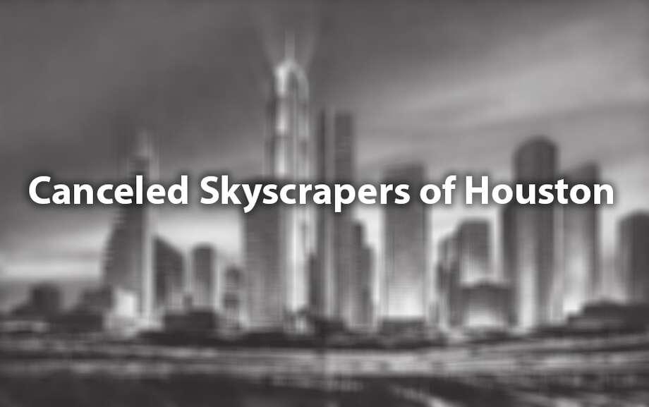 skyscrapers houston Photo: Skyscrapers Houston