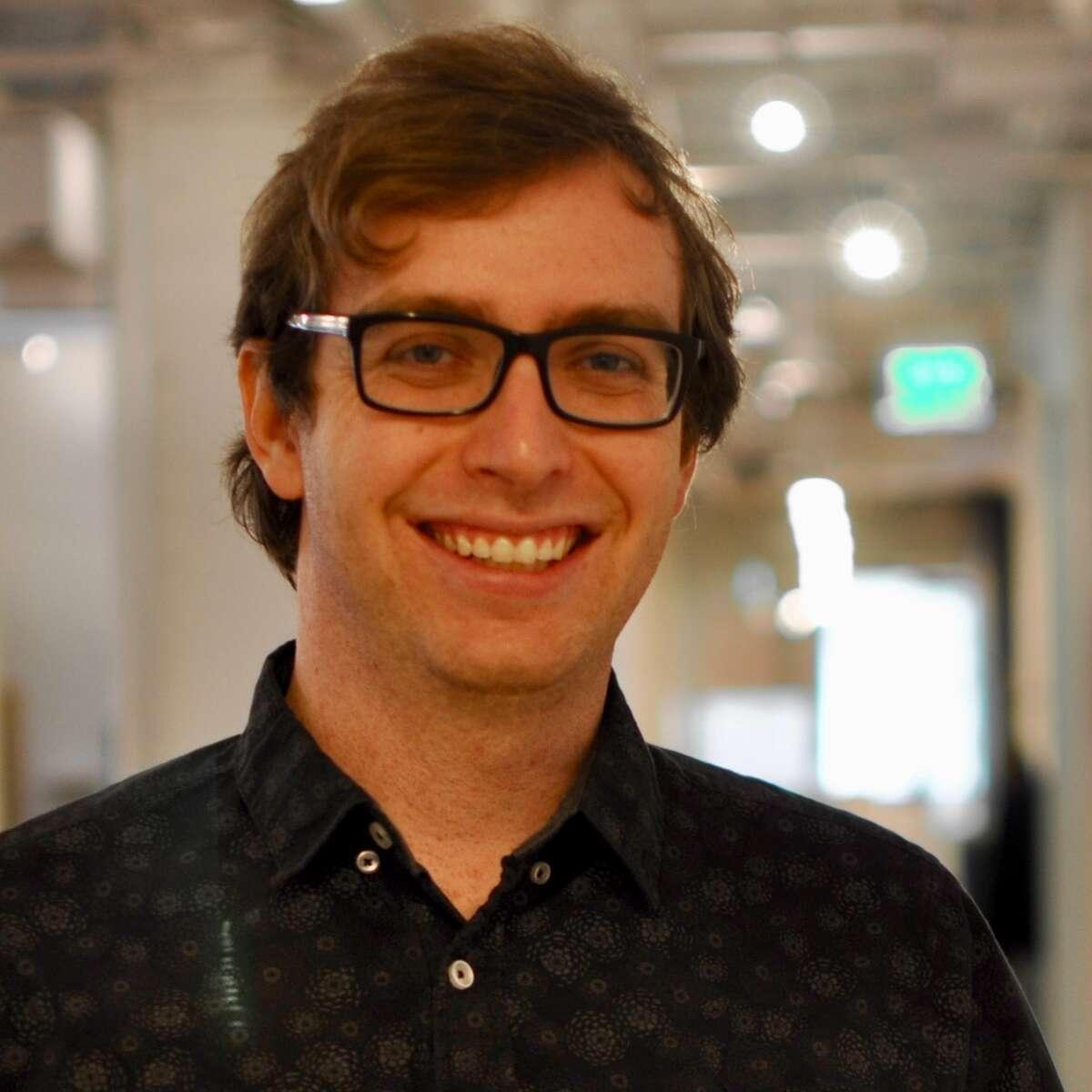 Ian Thomas, WeCroak's developer.