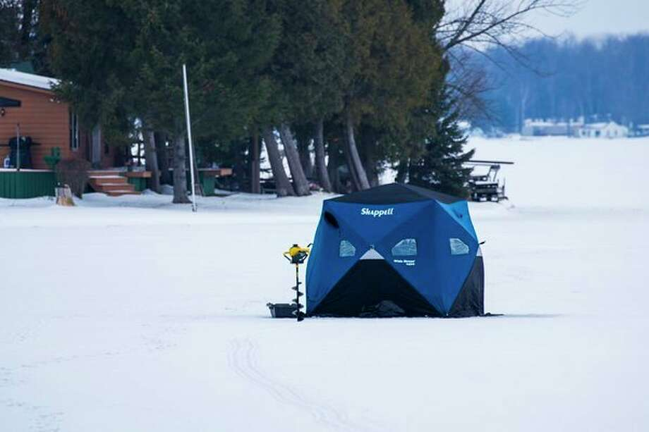 When safe ice comes, anglers hope to be ready. (File photo by John Raffel/Hearst Michigan)