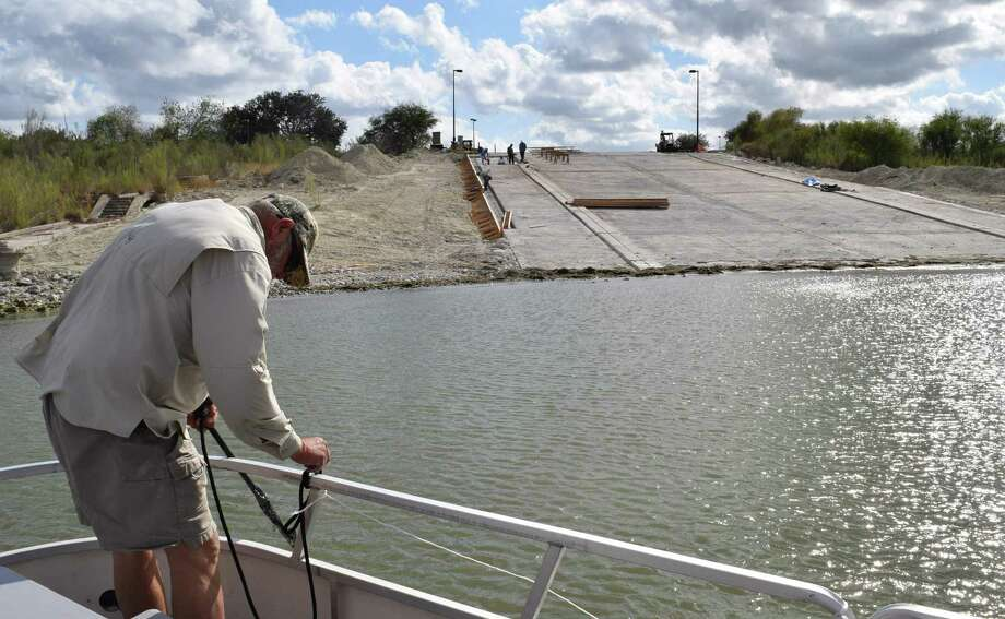 Winter action south shore ramp back in play for choke for Canyon lake fishing spots