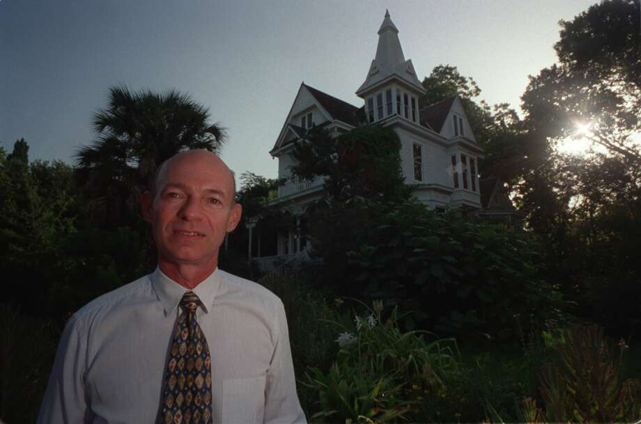 """Heights preservationist and developer Barthel """"Bart"""" Truxillo, 74, who died April 19, 2017. Photo: Steve Ueckert/Houston Chronicle"""