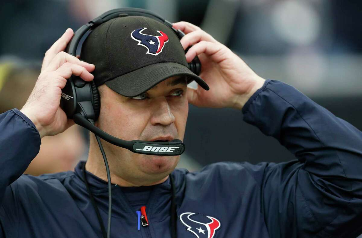 PHOTOS: What to watch for in Sunday's game between the Texans and Steelers. Texans coach Bill O'Brien has a chance to turn heads on Monday when he leads the slumping Texans against AFC-leading Steelers. Browse through the photos to see John McClain's weekly Texans preview.