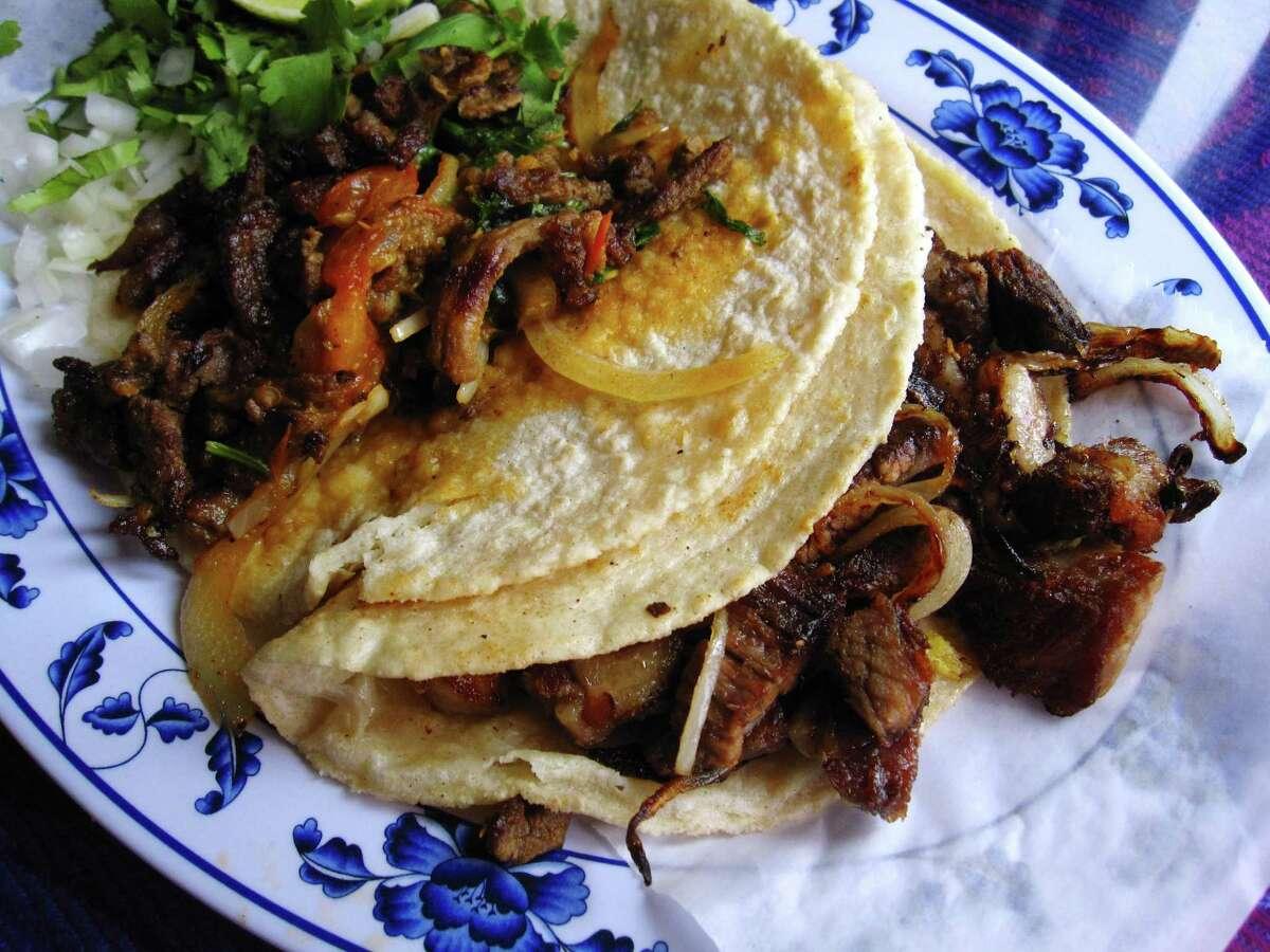 Restaurante El D.F. 4119 Culebra Road, 210-431-0157, Facebook: @ELDf2