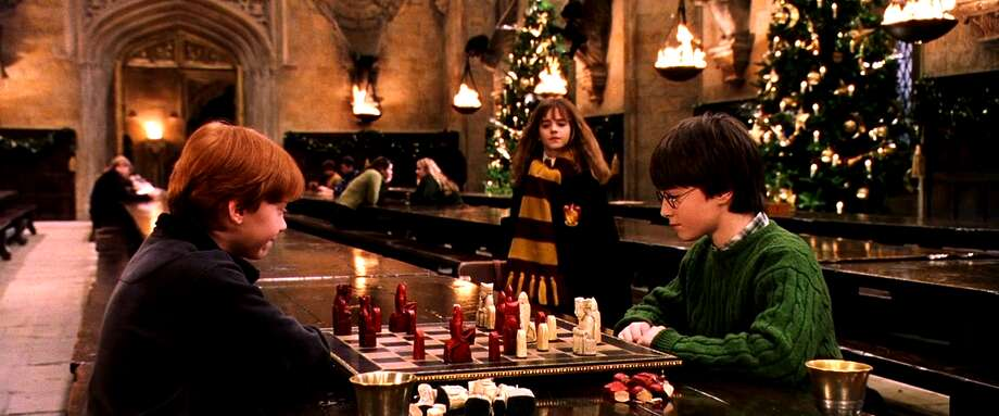 """The Centennial libraryhosts a """"Harry Potter""""-themed event Photo: Courtesy Photo"""