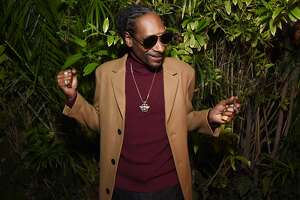 LOS ANGELES, CA - DECEMBER 07:  Snoop Dogg attends the 2017 GQ Men of the Year Party  at Chateau Marmont on December 7, 2017 in Los Angeles, California.  (Photo by Michael Kovac/Getty Images for GQ)