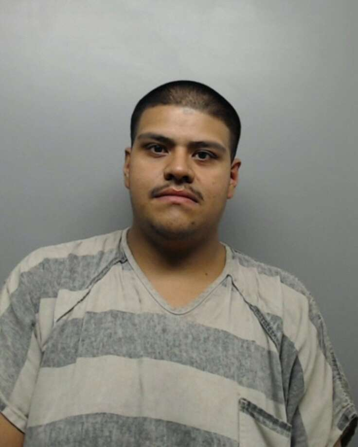Arturo Martinez, 26, was arrested and charged with theft after allegedly stealing Christmas decorations in the Del Mar C subdivision. Photo: Courtesy
