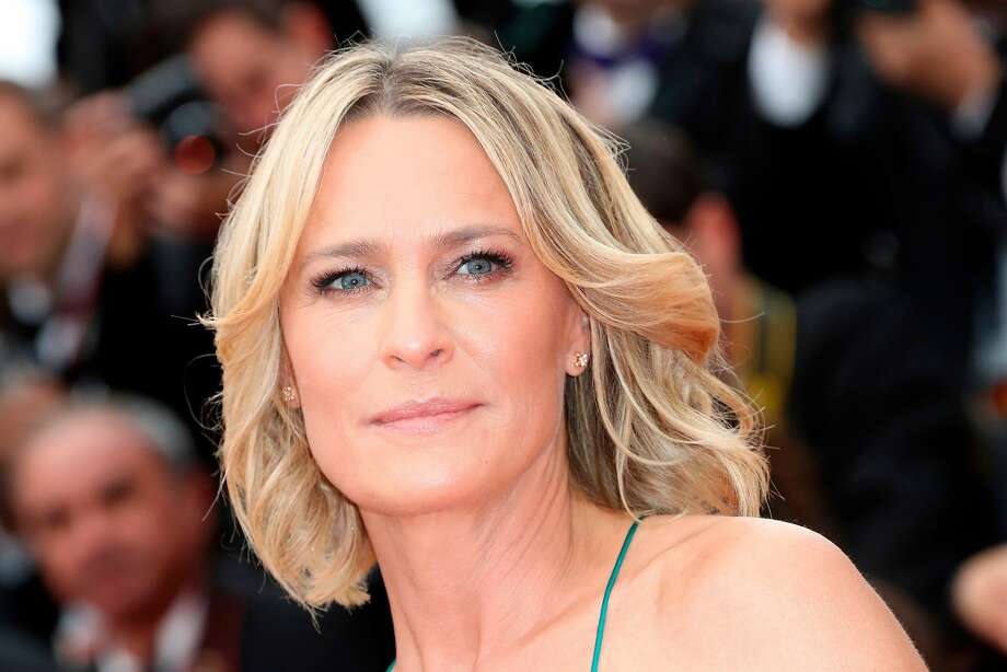 Actress and Dallas native Robin Wright turned 53 on April 8, 2019. >>>Continue clicking to see the actress through the years  AFP PHOTO / Valery HACHEVALERY HACHE/AFP/Getty Images Photo: VALERY HACHE, AFP/Getty Images