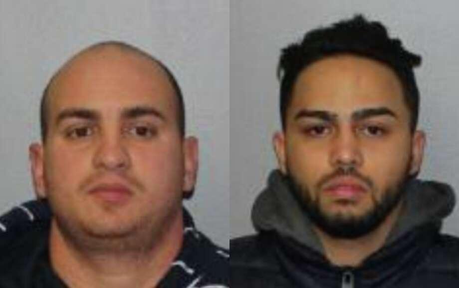 Left: Yudiel Ceballos, 31, of Opa Locka, FloridaRight: Yuny Rodriguez Hurtado, 29, of Miami, Florida Photo: State Police