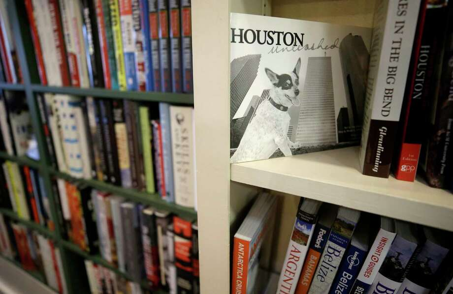 Books are shown at River Oaks Bookstore, 3270 Westheimer, Wednesday, Dec. 6, 2017, in Houston.  ( Melissa Phillip / Houston Chronicle ) Photo: Melissa Phillip, Houston Chronicle / © 2017 Houston Chronicle