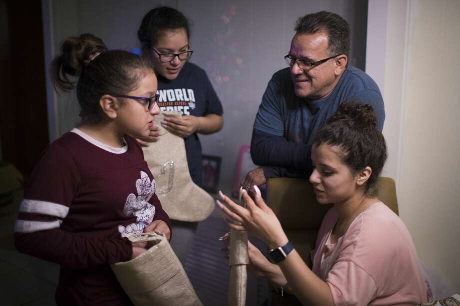 Juan Rodríguez talks with