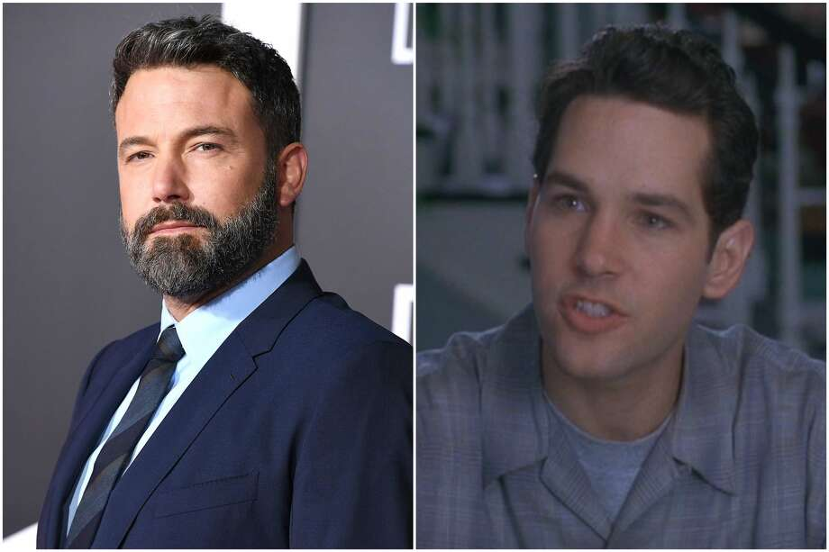 "In a 2015 Vanity Fair article, ""Clueless"" director Amy Heckerling said she was ""heartbroken"" to learn the role of Josh didn't go to Ben Affleck. It instead went to Paul Rudd. Photo: File/Houston Chronicle"