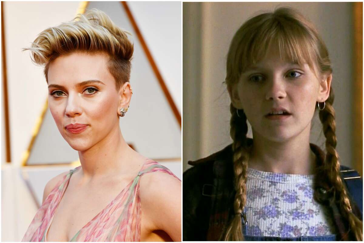 In 2014, Regal Reels posted an old audition tape of Scarlett Johansson for the role of Judy Shepherd in the film
