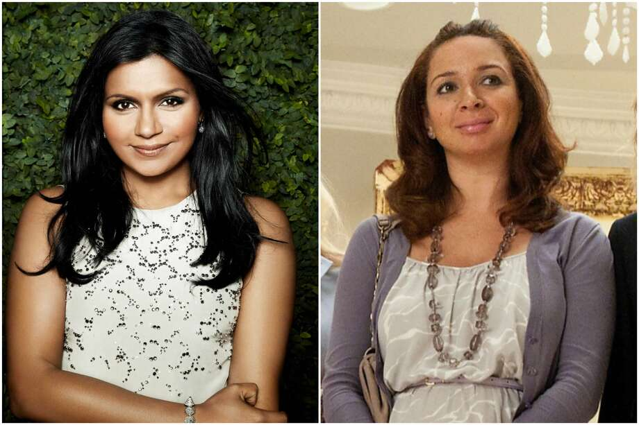 """During a 2014 interview on """"Watch What Happens Live,"""" Mindy Kaling revealed she was gunning for the role of Lillian Donovan in """"Bridesmaids."""" The part went to Maya Rudolph instead. Photo: File/Houston Chronicle"""