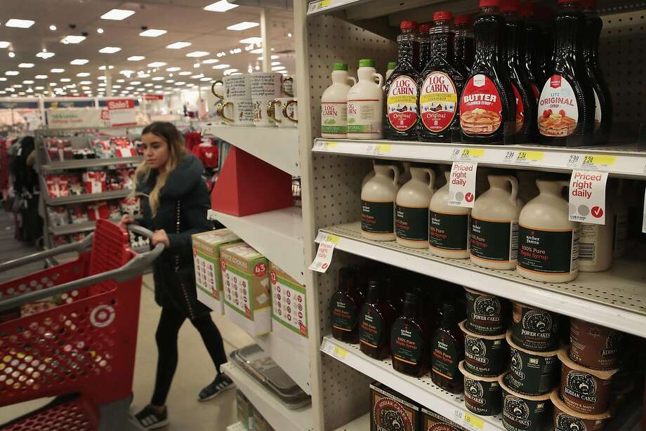 Target bought Shipt, a grocery delivery service, this month. Target also has Grand Junction, a San Francisco company that works on same-day delivery. Photo: Scott Olson, Getty Images