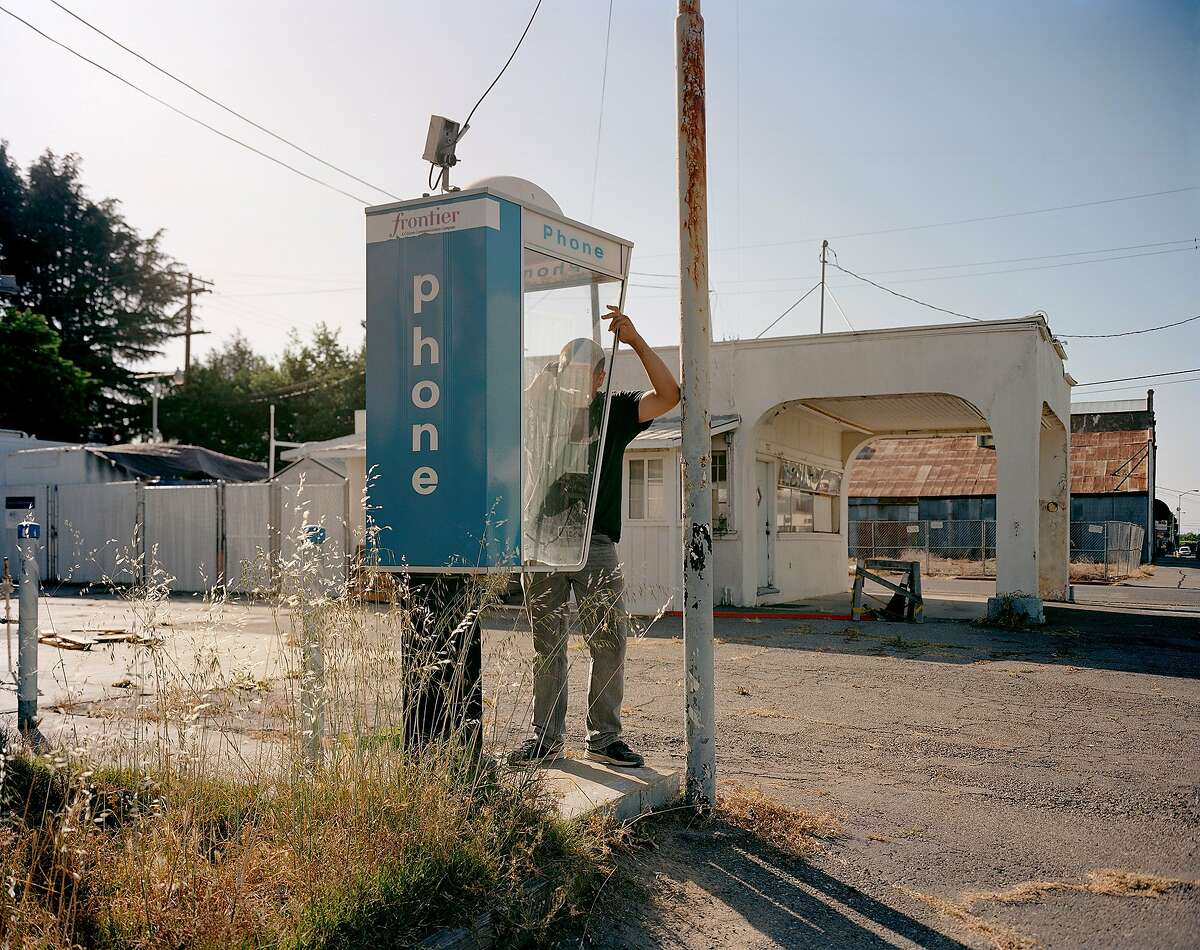 5th Street, Arbuckle, California, 2014archival pigment print23 x 27 inches