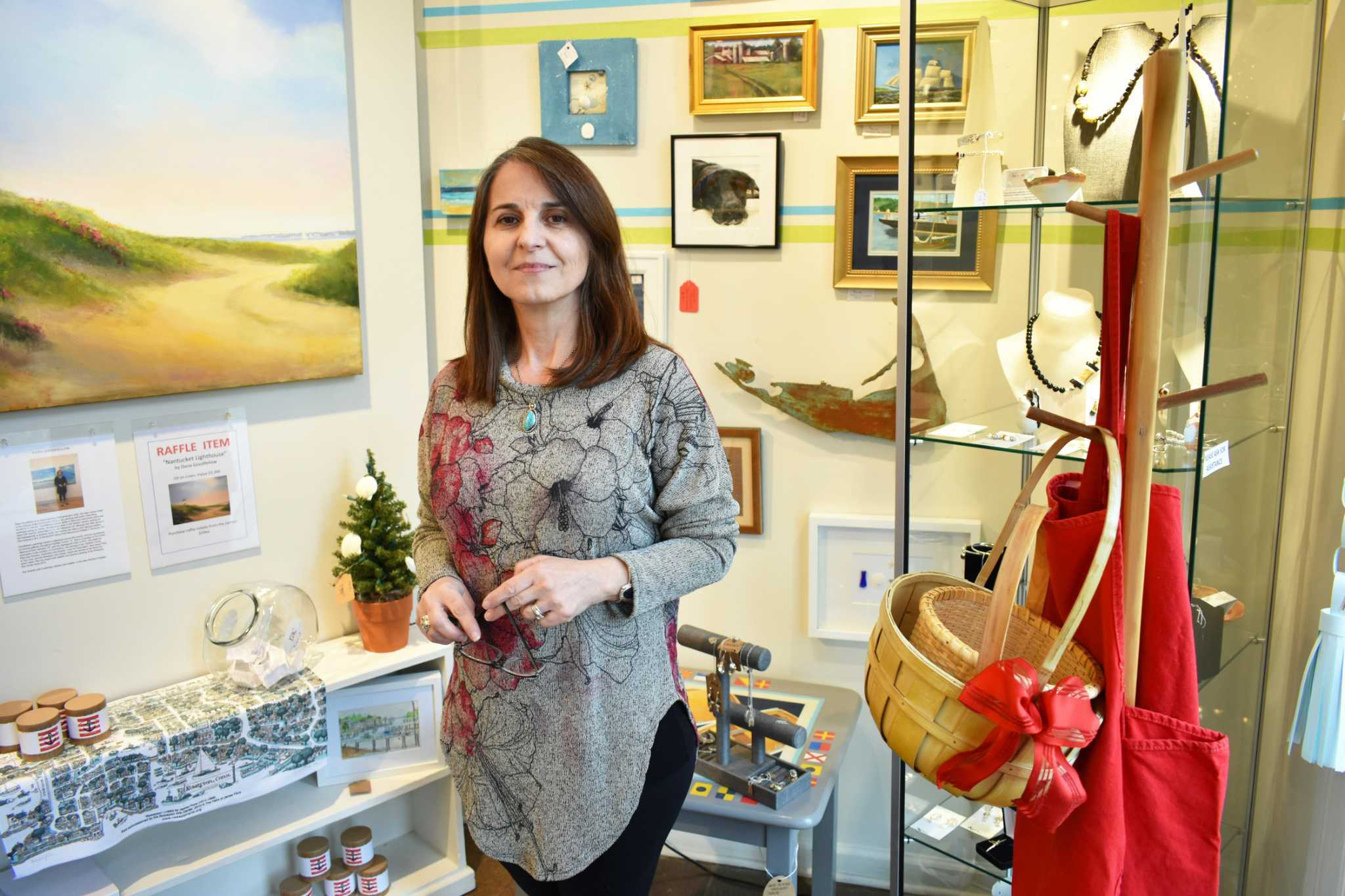 Forged in norwalk startup jeweler crafts creations in for Craft store norwalk ct