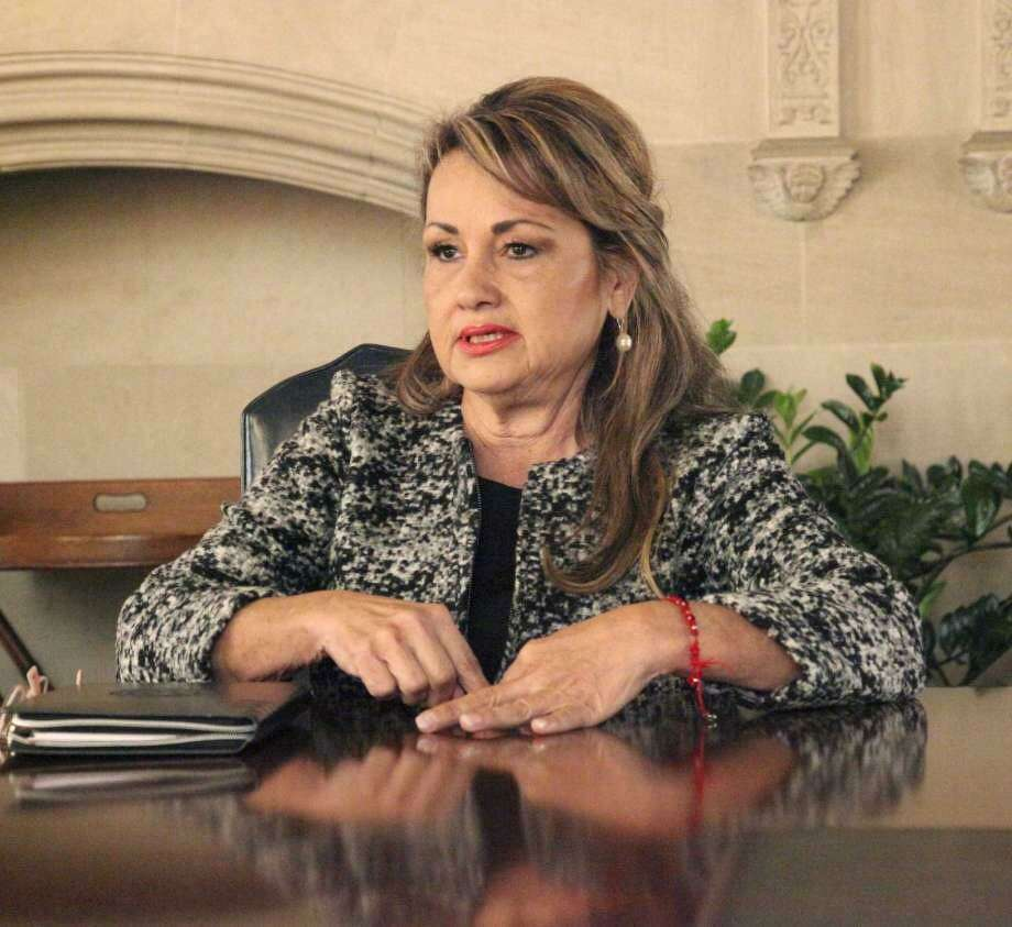 Helen Madla-Prather, the trustee for District 6, resigned from the South San Antonio Independent School District board because of her move to Del Rio. Photo: /File Photo