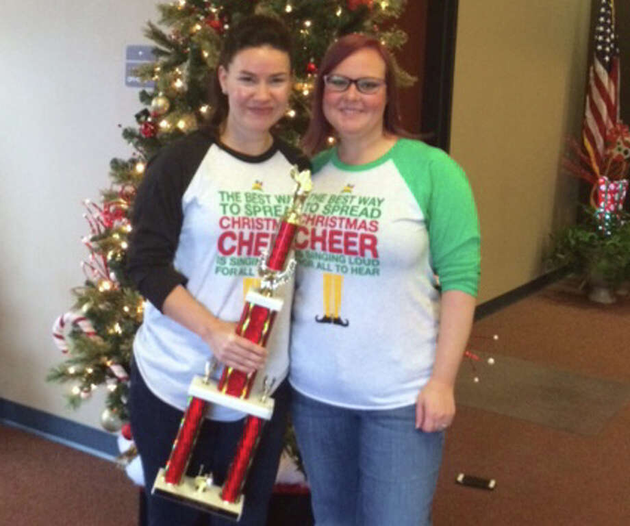 Good Promotions won first place in the commercial division of the Hometown Christmas Lighted Parade on Dec. 2. Photo: Submitted
